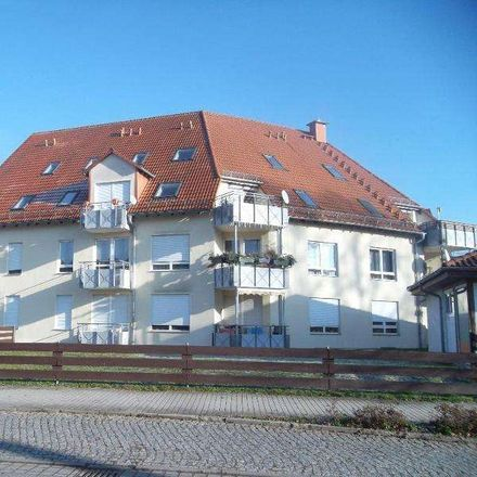 Rent this 1 bed apartment on Hauptstraße 17 in 08371 Glauchau, Germany