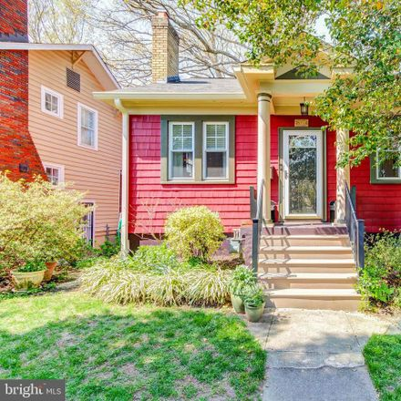 Rent this 3 bed house on 708 Chaney Drive in Takoma Park, MD 20912