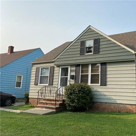 Rent this 3 bed house on 15505 Benhoff Drive in Maple Heights, OH 44137