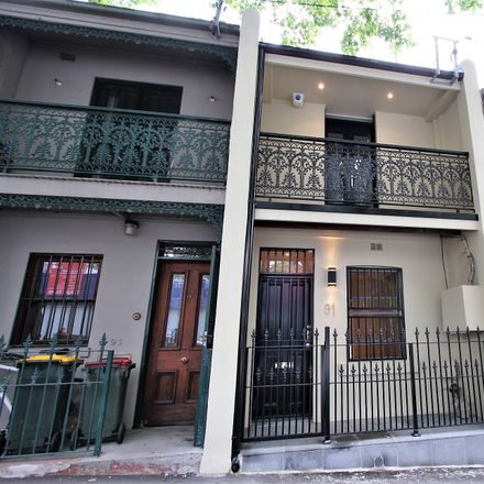 Rent this 2 bed house on 91 Miller  Street