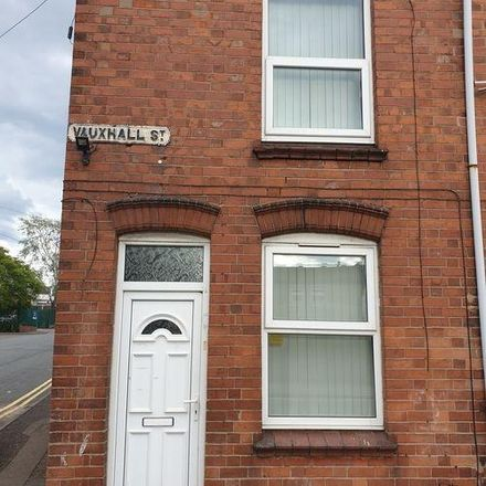 Rent this 4 bed house on Regent Court in Vauxhall Street, Coventry CV1 5LD