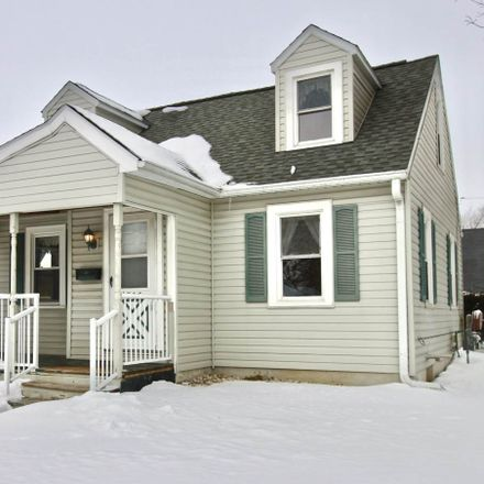 Rent this 3 bed house on Liberty Avenue in City of Beloit, WI 53511