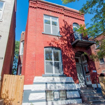 Rent this 4 bed house on Louisa St in Saint Louis, MO