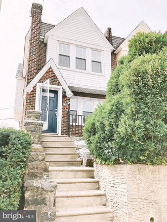 Rent this 3 bed townhouse on 1900 Penfield Street in Philadelphia, PA 19138
