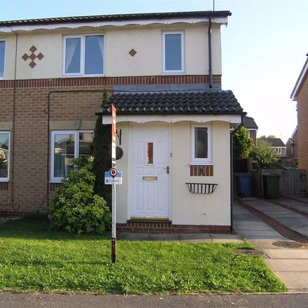 Rent this 3 bed house on Butterfly Meadows in Beverley HU17 9GB, United Kingdom