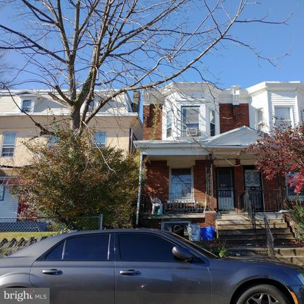 Rent this 3 bed townhouse on 1430 North 53rd Street in Philadelphia, PA 19131