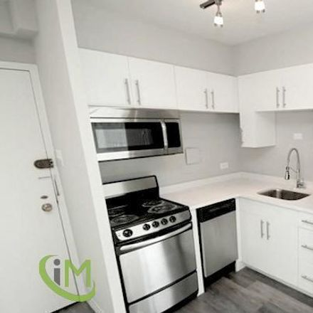 Rent this 0 bed apartment on North Sheridan Road in Chicago, IL 60660