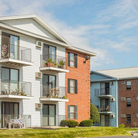 Rent this 1 bed apartment on 62 Warner Avenue in Worcester, MA 01604