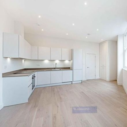 Rent this 1 bed apartment on St. Philip Street in London SW8, United Kingdom