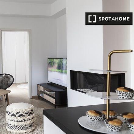 Rent this 1 bed apartment on Kauwberg in Rue de Verrewinkel - Verrewinkelstraat, 1180 Uccle - Ukkel