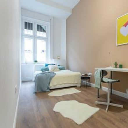 Rent this 1 bed room on Budapest in Erzsébetváros, HU