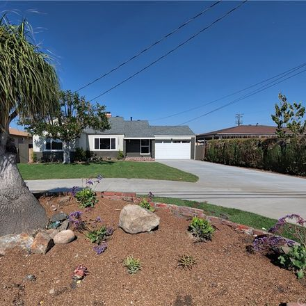 Rent this 3 bed house on 10053 Washington Street in Bellflower, CA 90706