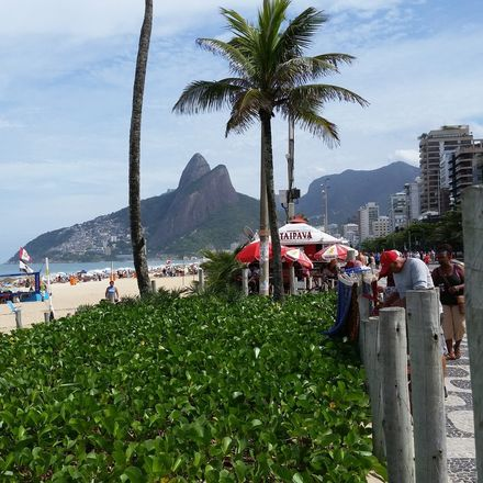 Rent this 1 bed apartment on Rio de Janeiro in Ipanema, RJ