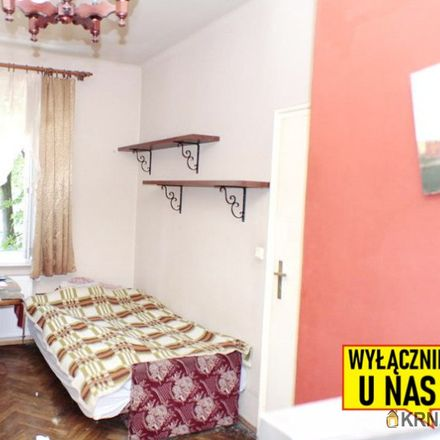 Rent this 1 bed apartment on Marii Konopnickiej in 30-308 Krakow, Poland