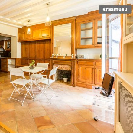 Rent this 0 bed apartment on Rue Rollin in 75005, Paris