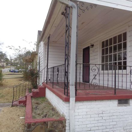 Rent this 2 bed house on 1412 Adams Street in Little Rock, AR 72204