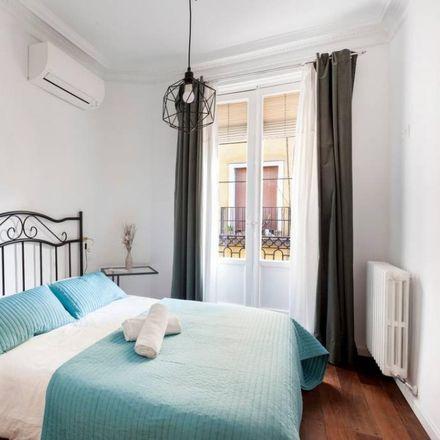 Rent this 4 bed apartment on Calle del Marqués de Santa Ana in 18, 28004 Madrid