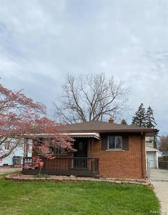 Rent this 3 bed house on 20223 Woodward Street in Clinton Township, MI 48035