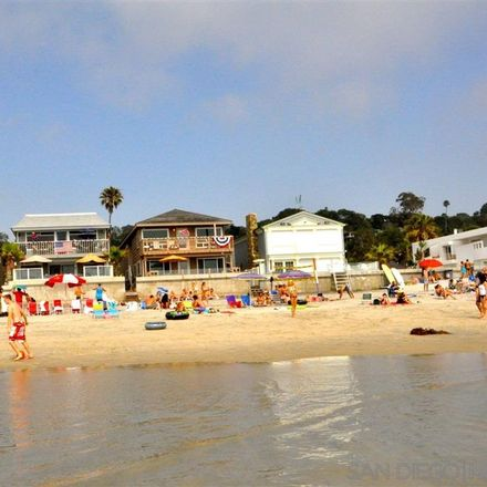 Rent this 3 bed townhouse on 1814 Ocean Front in Del Mar, CA 92014