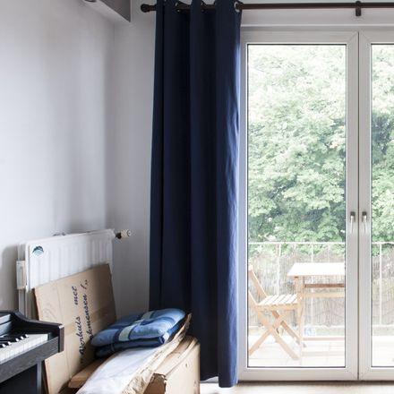 Rent this 1 bed apartment on Avenue Guillaume Lefever - Guillaume Lefeverlaan 22 in 1160 Auderghem - Oudergem, Belgium