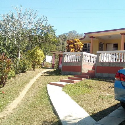 Rent this 1 bed house on Entronque Ancón in PINAR DEL RIO, CU