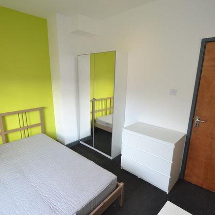 Rent this 1 bed room on Haddon Avenue in Leeds LS4 2JF, United Kingdom