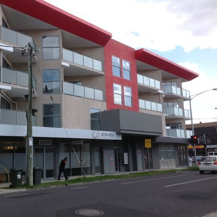 Rent this 1 bed apartment on 21/40 Koornang Road