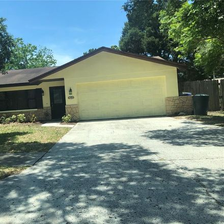 Rent this 3 bed house on 1510 Sandalwood Drive in Palm Harbor, FL 34698