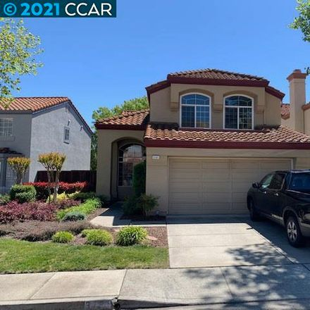 Rent this 4 bed house on 3181 Wrangler Road in San Ramon, CA 94582
