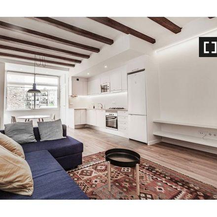 Rent this 1 bed apartment on Rafató Teatre in Carrer de Pujades, 08001 Barcelona