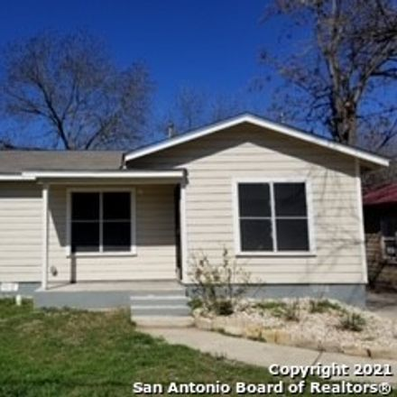 Rent this 4 bed house on 511 East Sayers Avenue in San Antonio, TX 78214