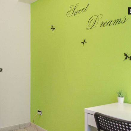 Rent this 4 bed room on Via Cupa in 8, 00162 Roma RM