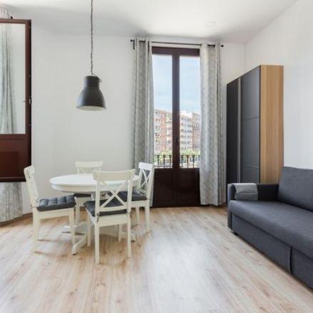 Rent this 3 bed apartment on Carrer de la Marina in 122, 08001 Barcelona