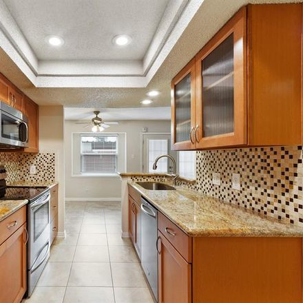 Rent this 3 bed condo on Misty Meadow Lane in Houston, TX 77079