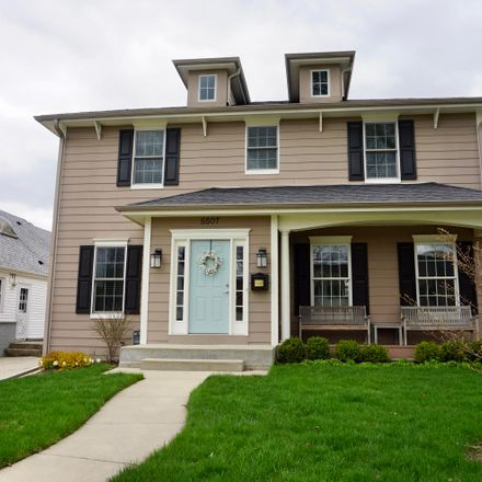 Rent this 5 bed house on 5507 North Shoreland Avenue in Whitefish Bay, WI 53217