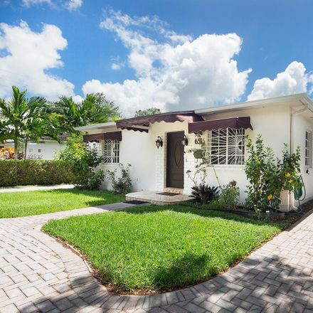 Rent this 3 bed house on 6516 Southwest 23rd Street in West Miami, FL 33155