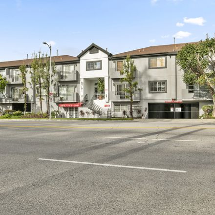 Rent this 2 bed apartment on Burton Street in Los Angeles, CA 91304-3230