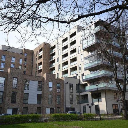 Rent this 1 bed apartment on Herrick Court in Bollo Bridge Road, London W3 8FL
