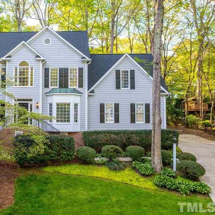 Rent this 4 bed house on 1044 West Sterlington Place in Apex, NC 27502