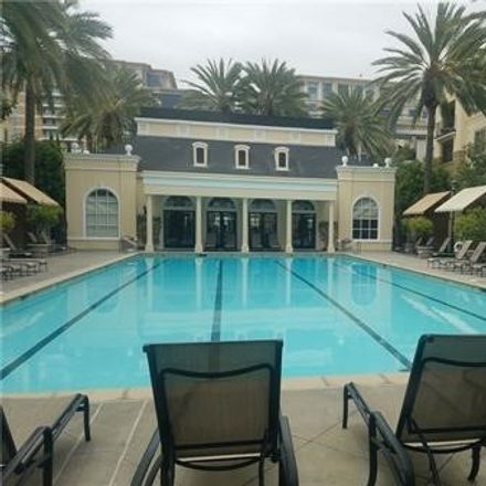 Rent this 1 bed condo on 3131 Watermarke in Irvine, CA 92612