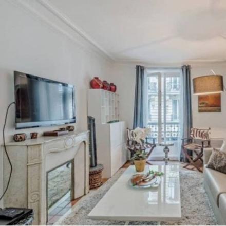 Rent this 2 bed apartment on Hôtel de Béhague in Rue Saint-Dominique, 75007 Paris