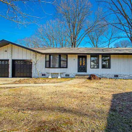 Rent this 3 bed house on 7 Minnequa Place in Sherwood, AR 72120