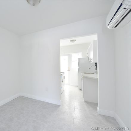 Rent this 1 bed apartment on 1248 Marseille Drive in Miami Beach, FL 33141