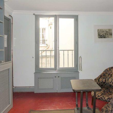 Rent this 1 bed apartment on Quai Saint-Michel in 75005, Paris