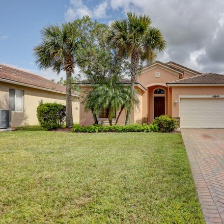 Rent this 3 bed house on Southgate Ct in Port Saint Lucie, FL