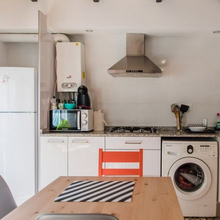Rent this 1 bed apartment on Carrer de l'Arquebisbe Company in 46000 Valencia, Spain