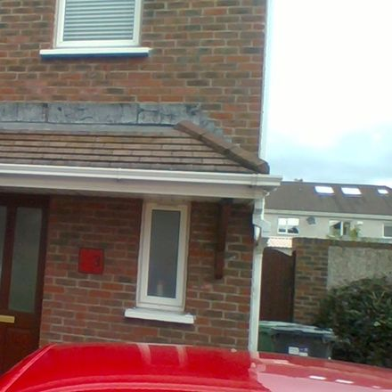 Rent this 1 bed house on 14 Rossberry Terrace in Lucan-Esker ED, Lucan