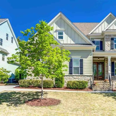 Rent this 5 bed house on Stonecrest View Lane in Cary, NC 27519