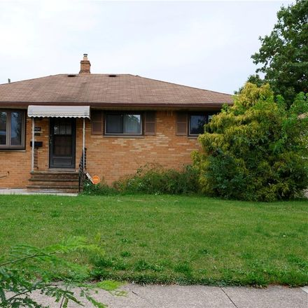 Rent this 3 bed house on E 141st St in Maple Heights, OH