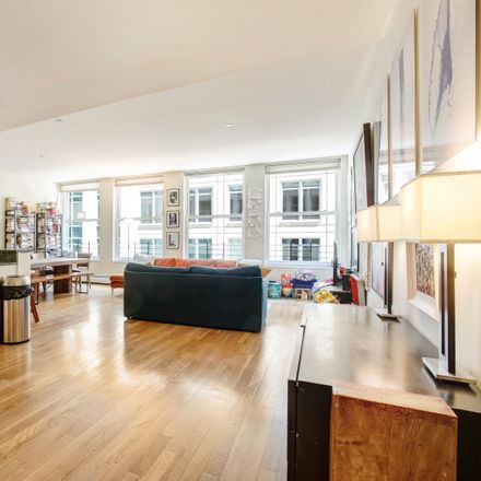 Rent this 2 bed loft on 102 Fulton Street in Manhattan Community Board 1, NY 10038